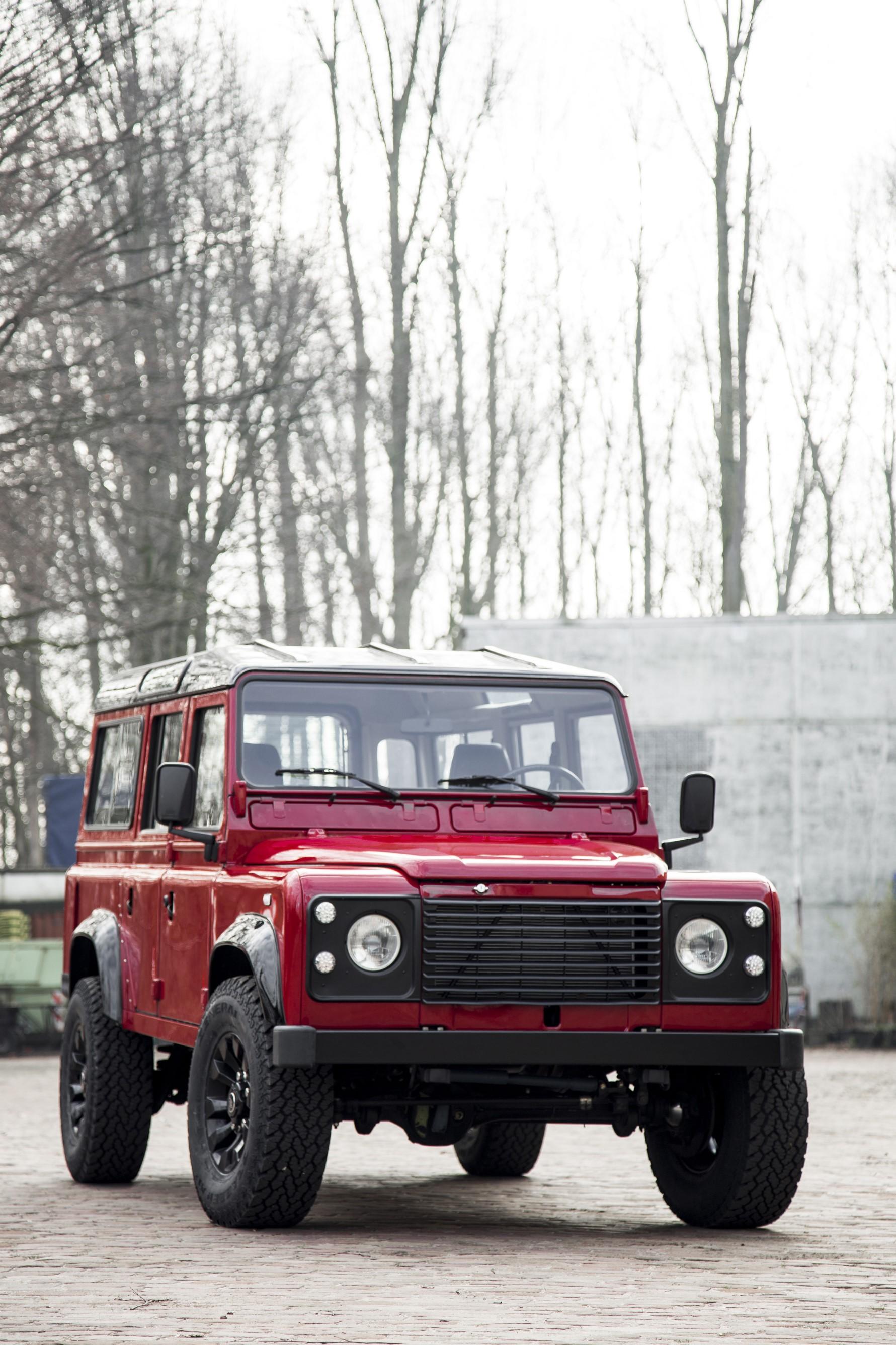 1985 Land Rover Defender 110 V8