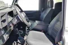 land-rover-defender-G4-left-interior-www.oliversclassics.com