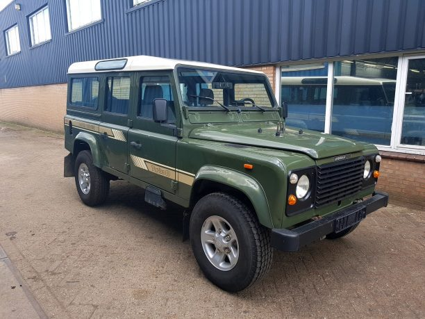 defender 110 for sale
