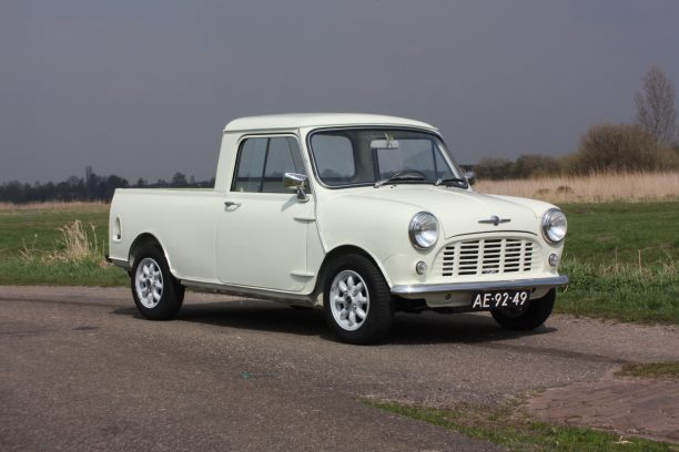 1965 Mini pick up truck