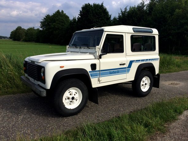 1989 defender 90 for sale