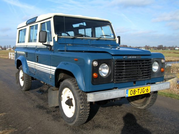 Land Rover Defender 110 for sale