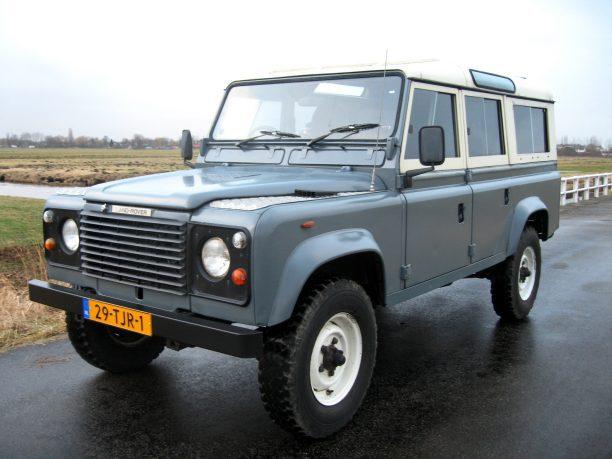 1984 Defender 110