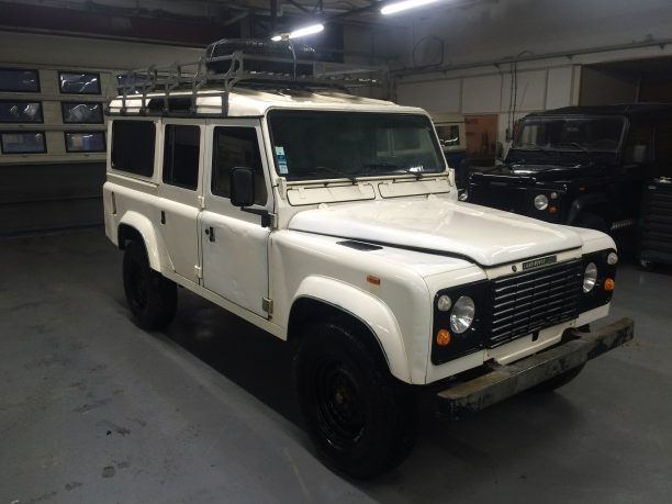 Land Rover 110 for sale