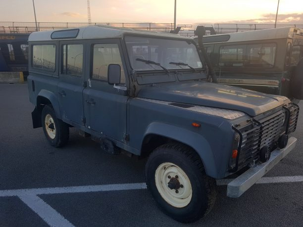 defender for sale usa