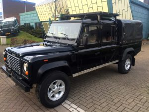 land rover 130 Defender