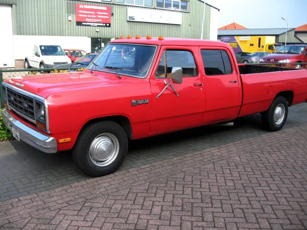 Dodge Ram 1982