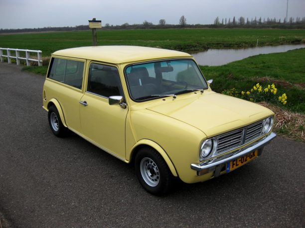 Mini Clubman Estate 1979