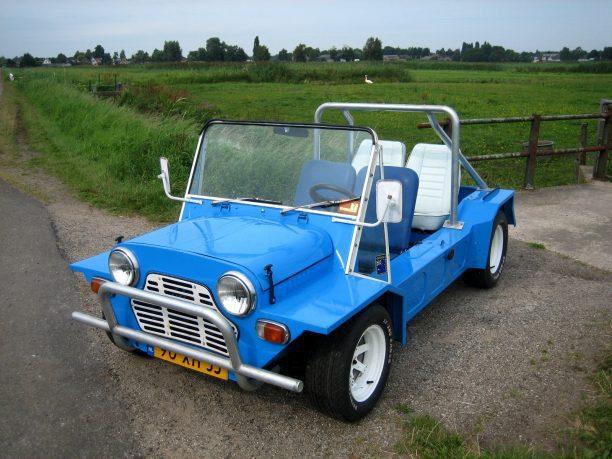 Mini moke 1981