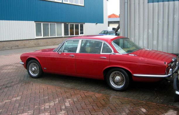 Jaguar XJ6 1977