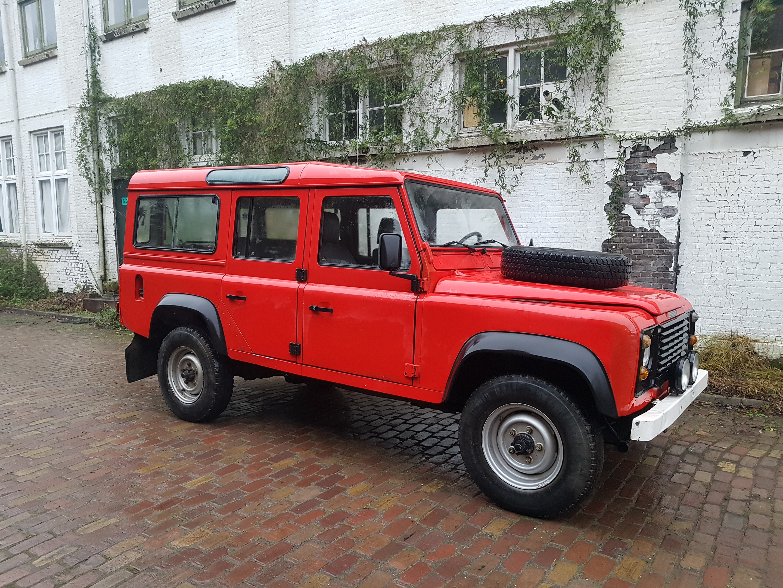 tweaked land landrover rover defender automotive buy